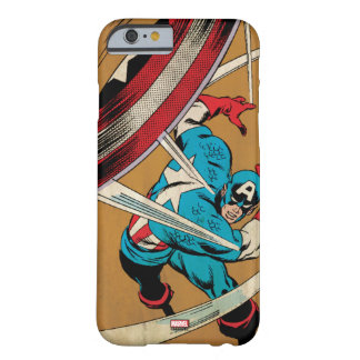 Captain America-He Took On All Of Them Barely There iPhone 6 Case