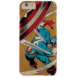 Captain America-He Took On All Of Them Barely There iPhone 6 Plus Case