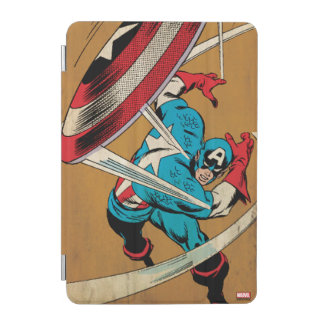 Captain America-He Took On All Of Them iPad Mini Cover