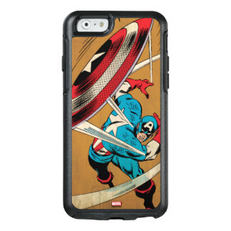 Captain America-He Took On All Of Them OtterBox iPhone 6/6s Case