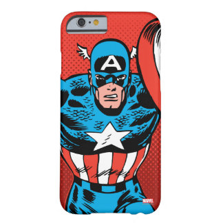 Captain America Jump Barely There iPhone 6 Case