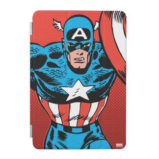 Captain America Jump iPad Mini Cover