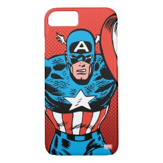 Captain America Jump iPhone 8/7 Case