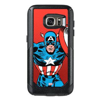 Captain America Jump OtterBox Samsung Galaxy S7 Case