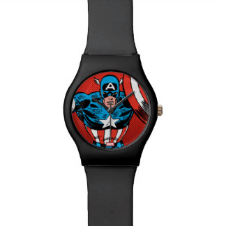 Captain America Jump Wristwatches