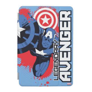 Captain America Legendary Avenger iPad Mini Cover