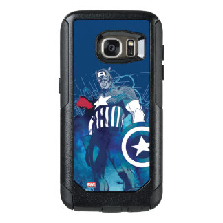 Captain America OtterBox Samsung Galaxy S7 Case
