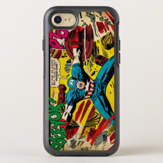 Captain America-Phase One OtterBox Symmetry iPhone 8/7 Case