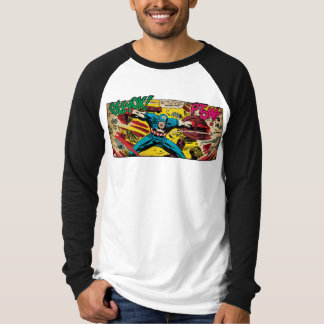 Captain America-Phase One T-Shirt