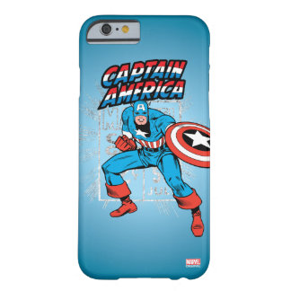 Captain America Retro Price Graphic Barely There iPhone 6 Case