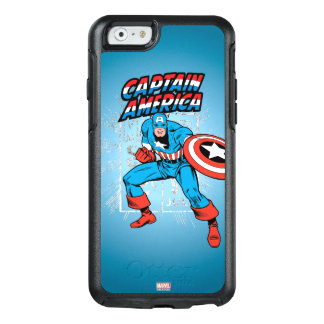 Captain America Retro Price Graphic OtterBox iPhone 6/6s Case