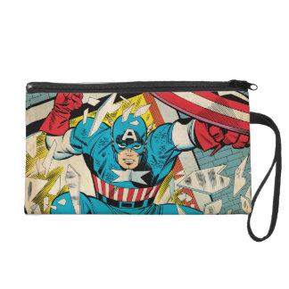 Captain America Revival Wristlet