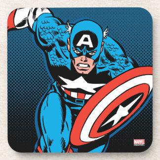 Captain America Run Coaster