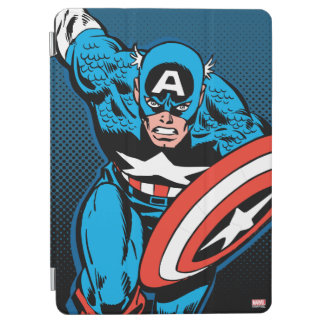 Captain America Run iPad Air Cover
