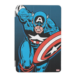 Captain America Run iPad Mini Cover