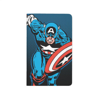 Captain America Run Journal