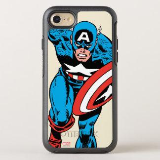Captain America Run OtterBox Symmetry iPhone 7 Case
