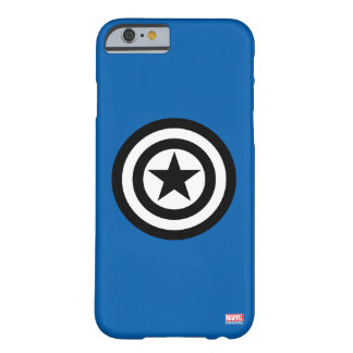 Captain America Shield Icon Barely There iPhone 6 Case