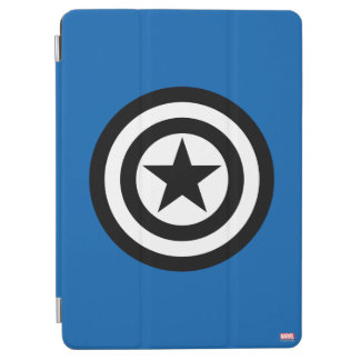 Captain America Shield Icon iPad Air Cover