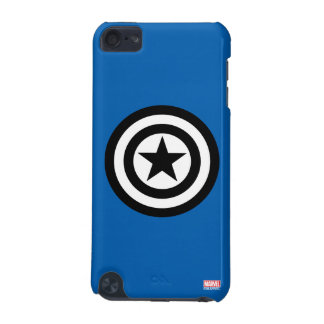 Captain America Shield Icon iPod Touch (5th Generation) Covers