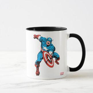 Captain America Shield Slam Mug