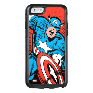 Captain America Shield Slam OtterBox iPhone 6/6s Case