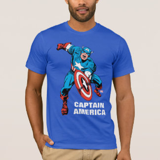 Captain America Shield Slam T-Shirt