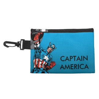 Captain America Shield Up Accessory Bag