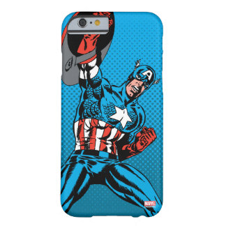 Captain America Shield Up Barely There iPhone 6 Case