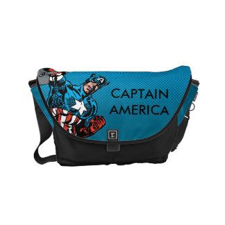 Captain America Shield Up Commuter Bag