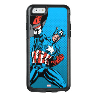 Captain America Shield Up OtterBox iPhone 6/6s Case