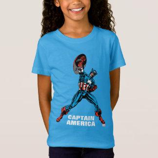 Captain America Shield Up T-Shirt