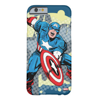 Captain America Star Barely There iPhone 6 Case