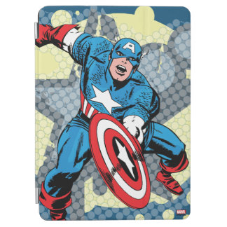 Captain America Star iPad Air Cover