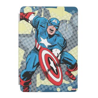 Captain America Star iPad Mini Cover