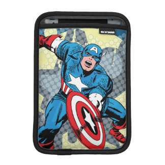 Captain America Star iPad Mini Sleeve