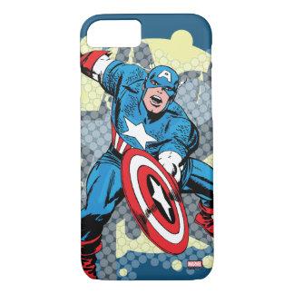 Captain America Star iPhone 7 Case