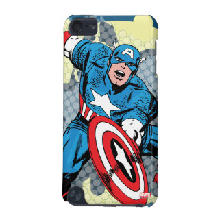 Captain America Star iPod Touch 5G Case