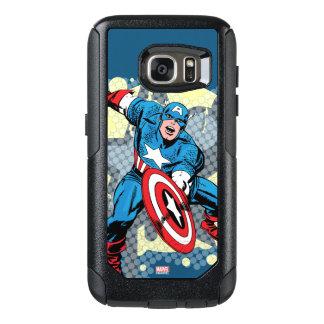 Captain America Star OtterBox Samsung Galaxy S7 Case