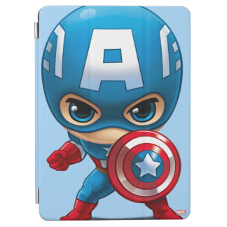 Captain America Stylized Art iPad Air Cover
