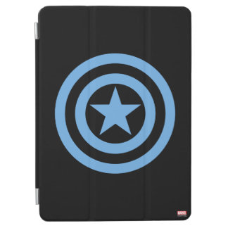 Captain America Super Soldier Logo iPad Air Cover