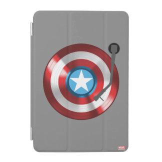Captain America Vinyl Record Player iPad Mini Cover