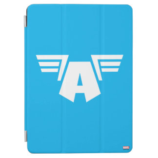 Captain America Winged Symbol iPad Air Cover