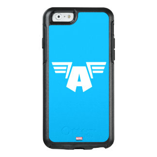 Captain America Winged Symbol OtterBox iPhone 6/6s Case