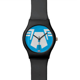 Captain America Winged Symbol Wristwatches