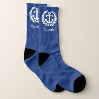 Captain and boats anchor socks