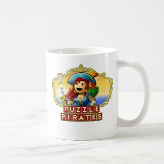 Captain and Parrot mug