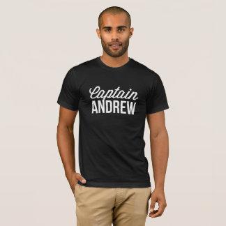 Captain Andrew T-Shirt
