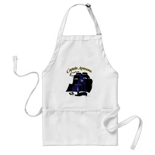 Captain Awesome Apron