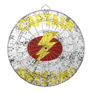 captain Awesome Dart Board